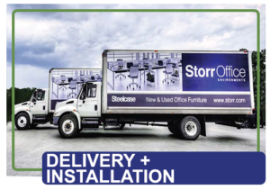Storr Services Delivery and Installation